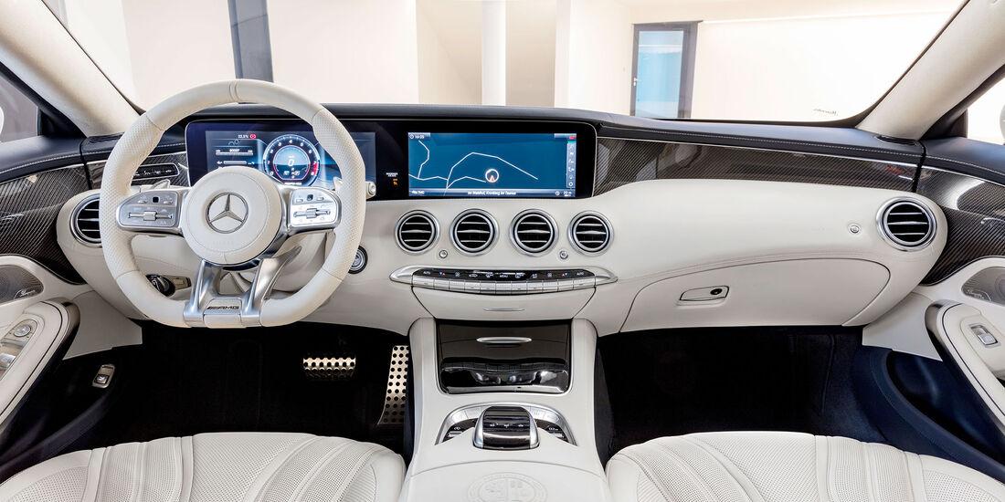 Mercedes-AMG S63 Coupé