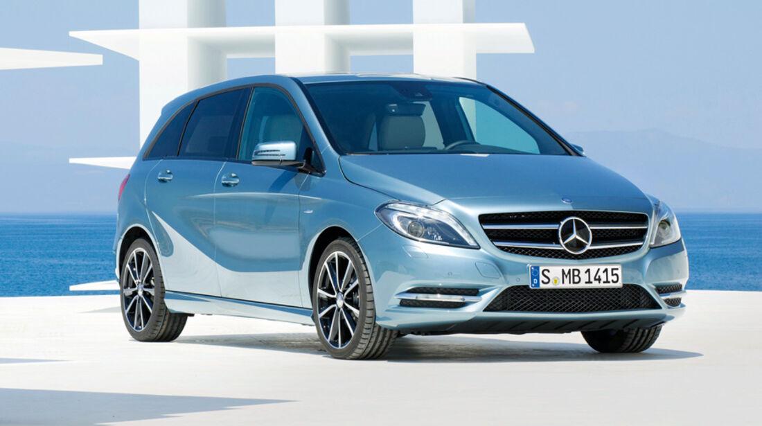 Mercedes B-Klasse