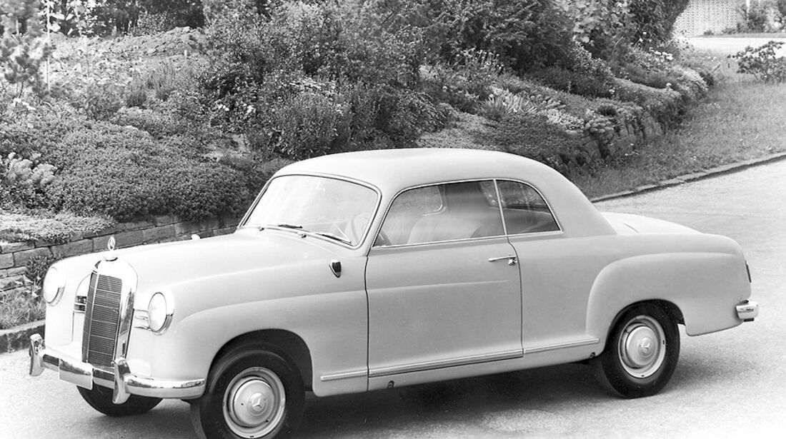 Mercedes-Benz 180 Coupé
