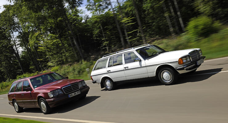 Mercedes-Benz 240 TD, Mercedes-Benz E 280 T