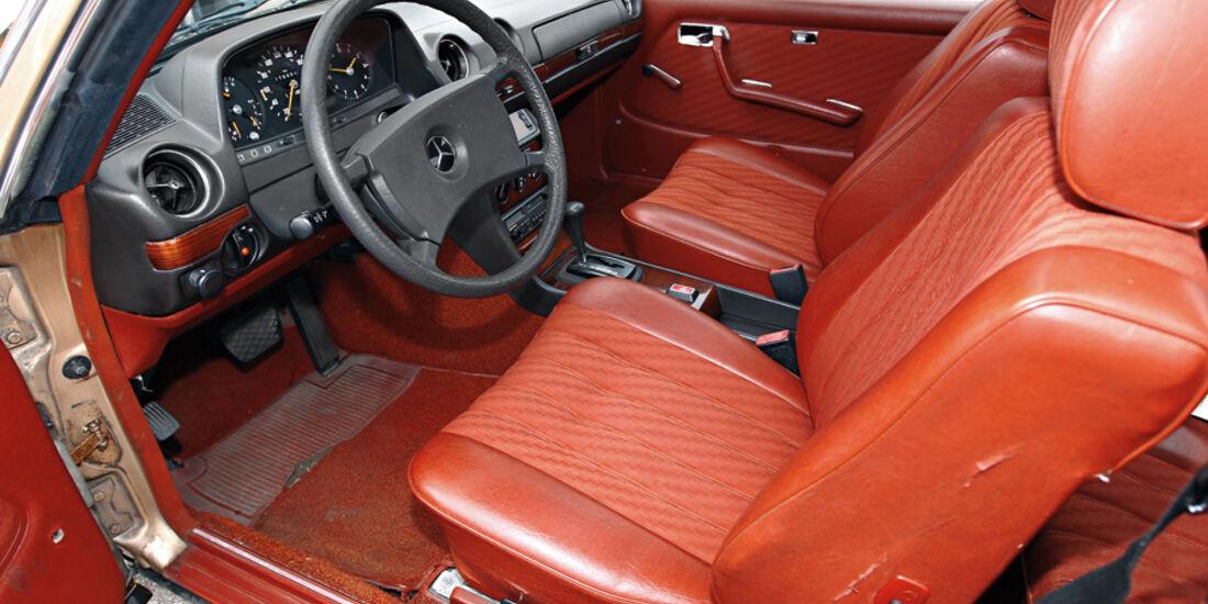 Mercedes-Benz 280 CE, C 123