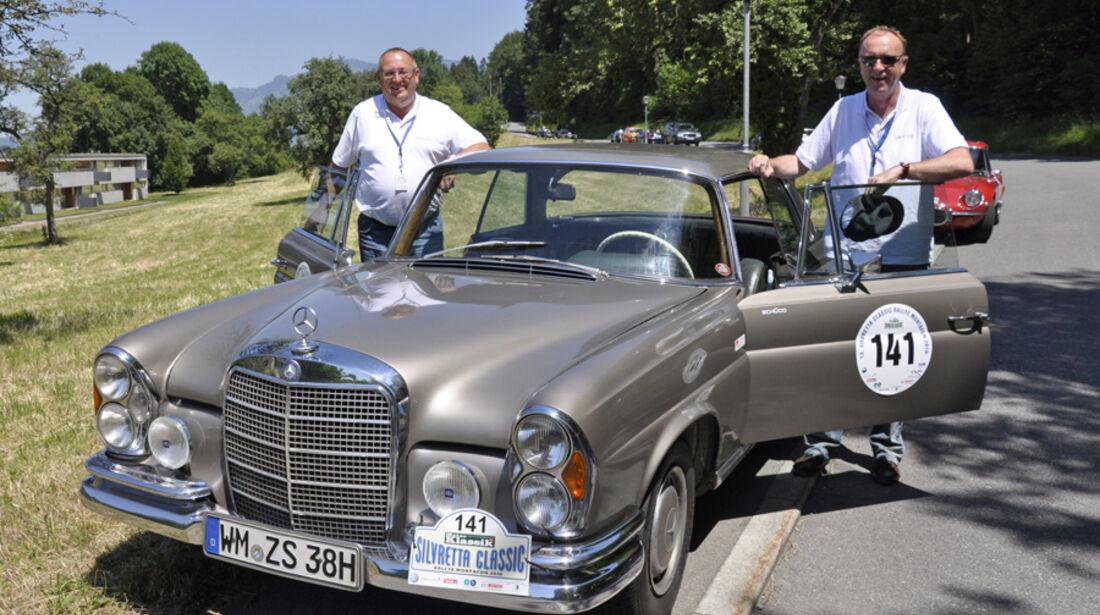 Mercedes-Benz 280 SE von 1969