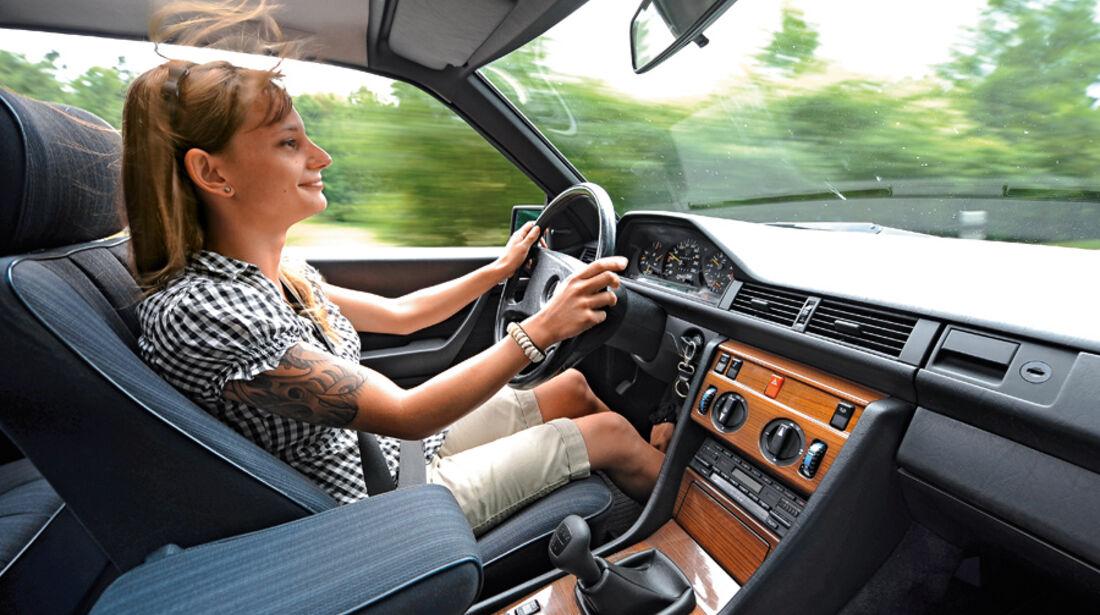 Mercedes-Benz 300 CE, C 124, Baujahr 1988, Innenraum