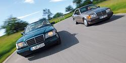 Mercedes-Benz 300 CE , Mercedes-Benz E 200 Cabriolet