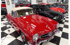 Mercedes Benz 300 SL Roadster - Nelson Piquet - Autosammlung