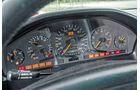 Mercedes-Benz 400 SEL, Rundinstrumente