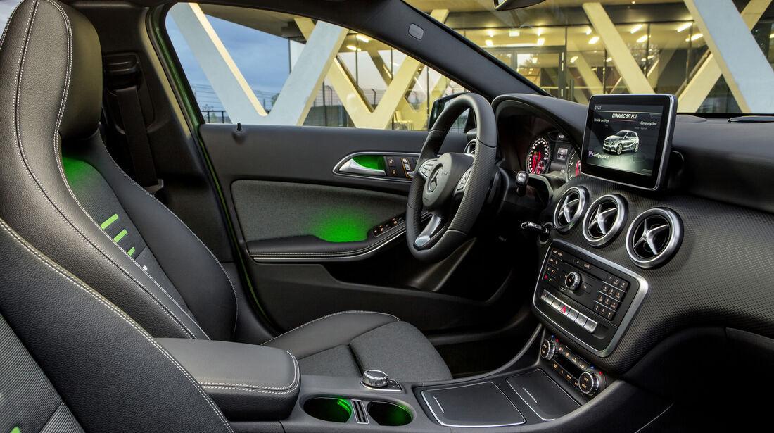 Mercedes-Benz A-Klasse 4Matic