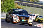 Mercedes-Benz C230 - Freies Training - 24h-Rennen Nürburgring 2017 - Nordschleife