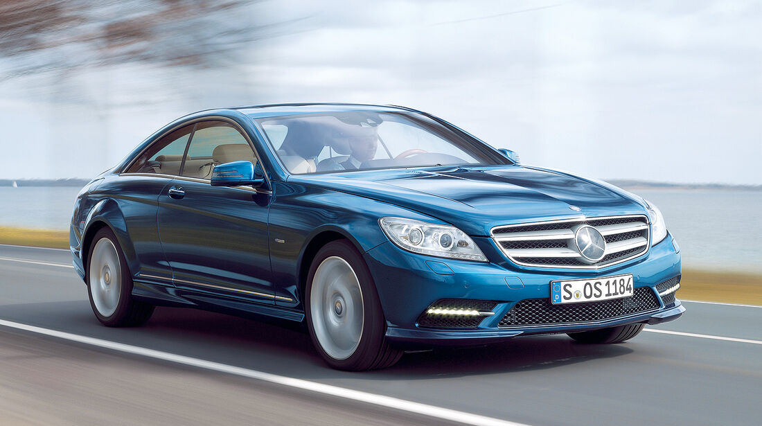 Mercedes-Benz CL 600, Motor Klassik Award 2013
