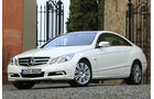 Mercedes Benz E 350 CGI Coupé