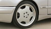 Mercedes-Benz E50 AMG, Rad, Felge
