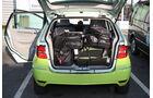 Mercedes-Benz F-Cell World Drive, Mercedes B-Klasse F-Cell, Kofferraum