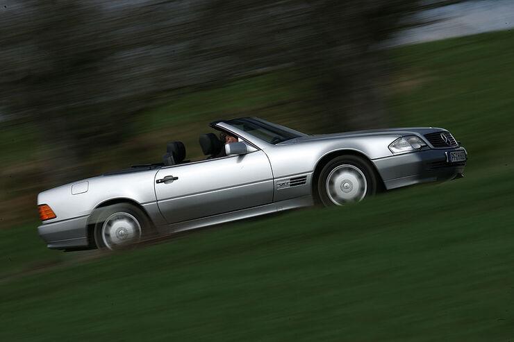 Kaufberatung mercedes benz 600 sl sechs bis zw lfender for Mercedes benz bank login