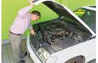 Mercedes-Benz S 350 Turbodiesel, Motor