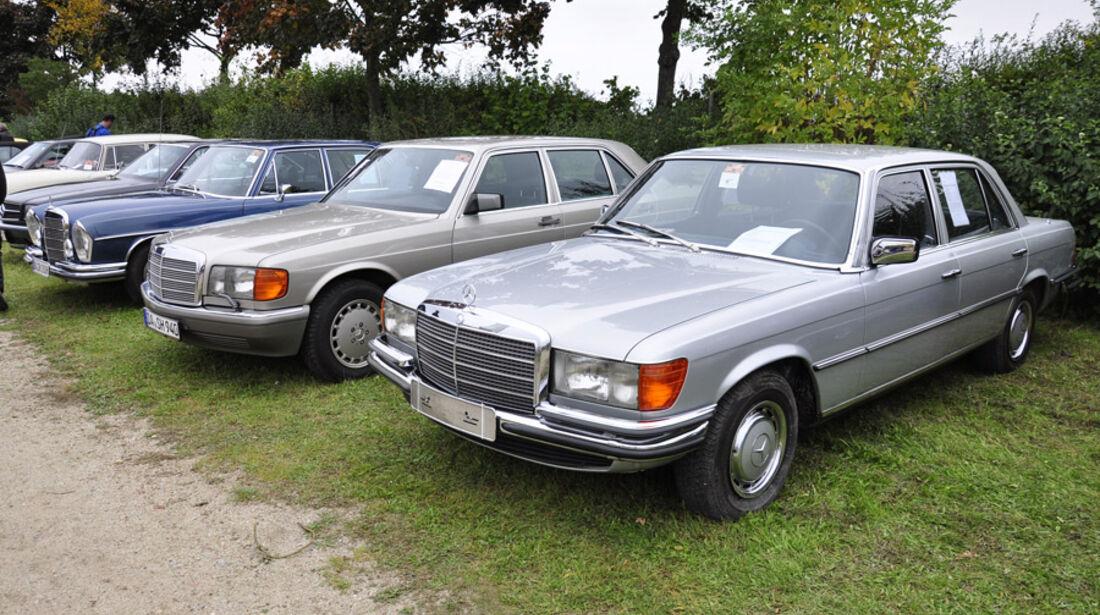 Mercedes-Benz S-Klassen