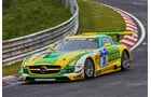 Mercedes-Benz SLS AMG GT3 - Car Collection Motorsport - Startnummer: #31 - Bewerber/Fahrer: Peter Schmidt, Alexander Mattschull Pierre Ehret - Klasse: SP9 GT3