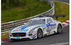 Mercedes-Benz SLS AMG GT3 - Team Zakspeed - Startnummer: #27 - Bewerber/Fahrer: Sebastian Asch, Tom Coronel, Luca Ludwig, Christian Vietoris - Klasse: SP9 GT3