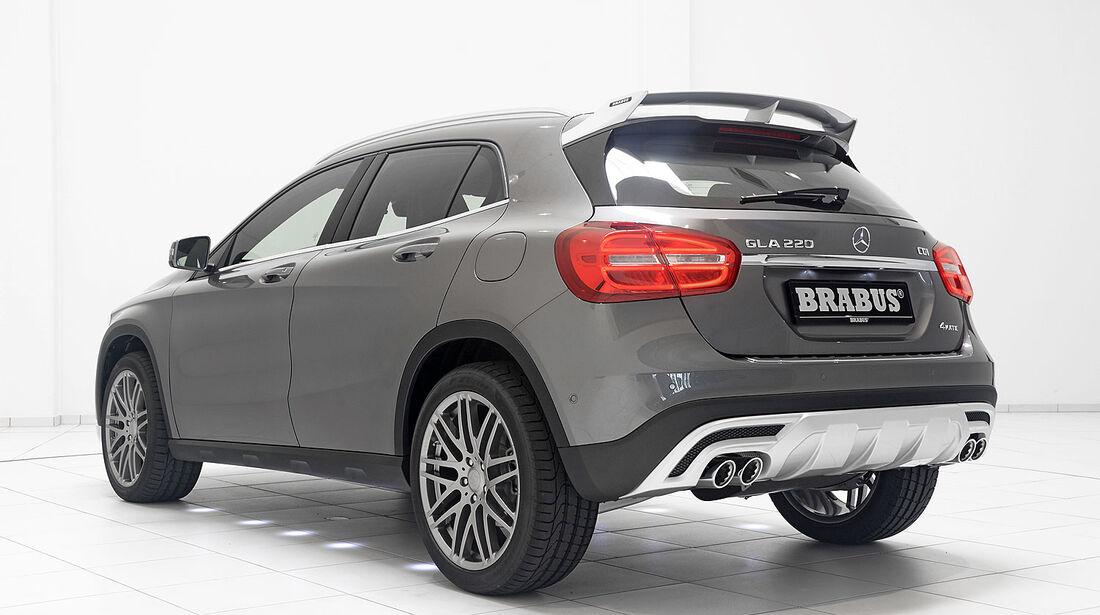 Mercedes Brabus GLA
