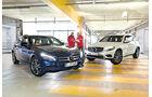 Mercedes C 350 e T-Modell, Mercedes GLC 350 e 4Matic