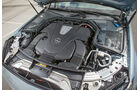 Mercedes C 400 4Matic, Motor