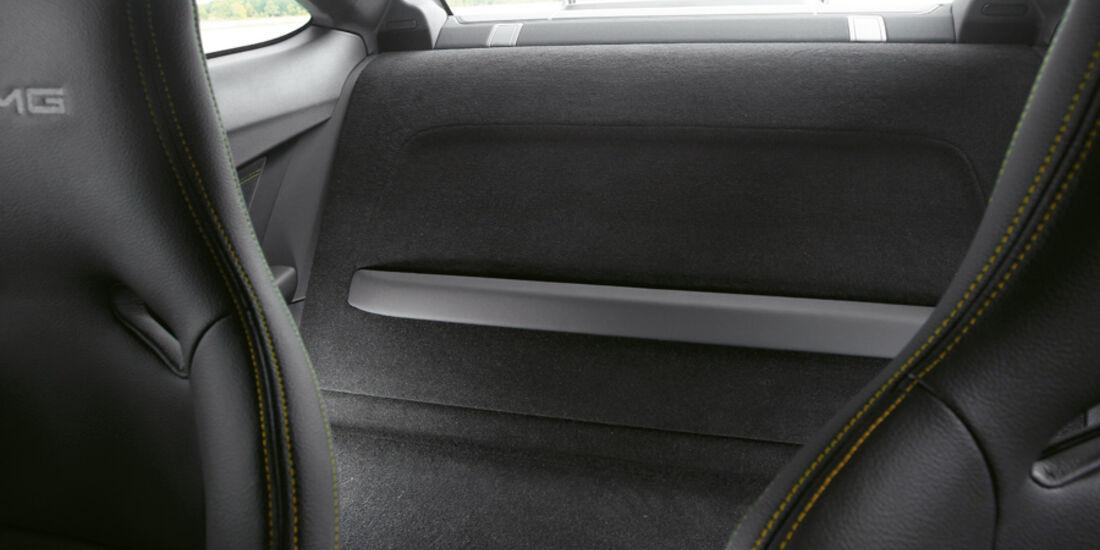 Mercedes C 63 AMG Coupé Black Series, Innenraum