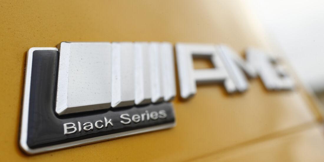 Mercedes C 63 AMG Coupé Black Series, Typenbezeichnung