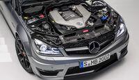 Mercedes C 63 AMG Edition 507, Motor