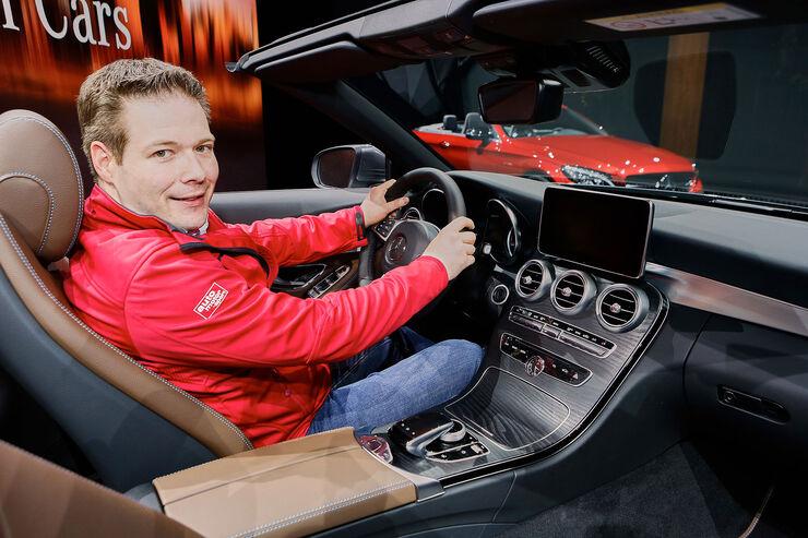 mercedes c klasse cabrio auto motor und sport. Black Bedroom Furniture Sets. Home Design Ideas