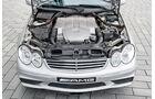Mercedes C-Klasse, W203, Motor