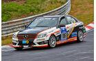 Mercedes C230 - Team AutoArena Motorsport - Startnummer: #186 - Bewerber/Fahrer: Patrick Assenheimer, Marc Marbach, Hannes Pfledderer - Klasse: V4