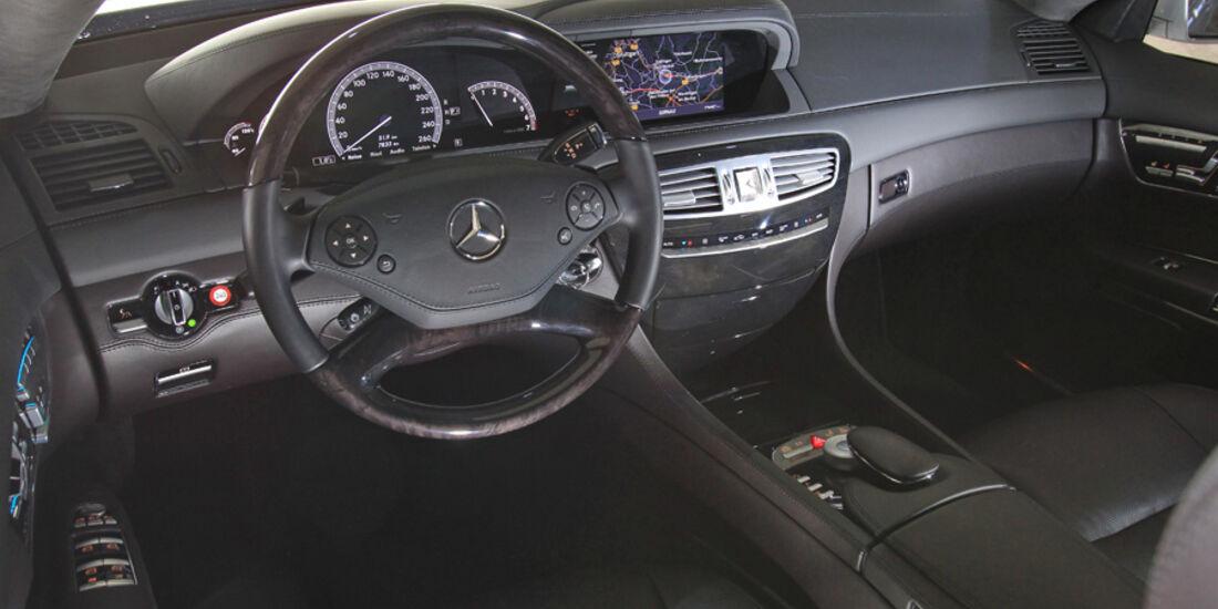 Mercedes CL 500 Cgi