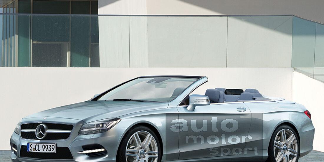 Mercedes CL Cabrio