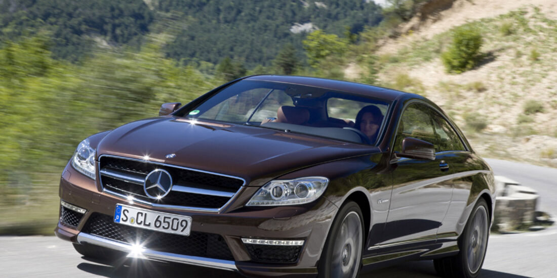Mercedes CL-Klasse