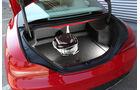 Mercedes CLA 180, Kofferraum