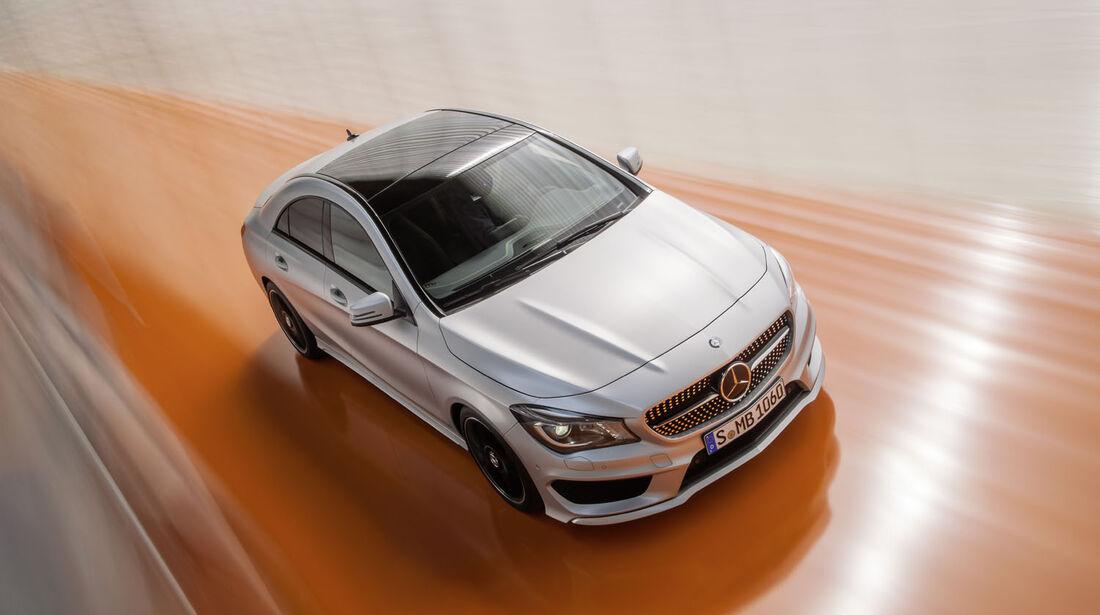Mercedes CLA 2013