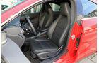 Mercedes CLA 250, Fahrersitz