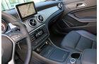Mercedes CLA 250, Mittelkonsole