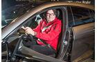 Mercedes CLA Shooting Brake Sitzprobe