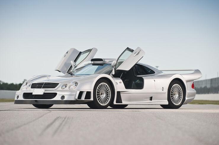 Gebrauchter Supersportwagen Mercedes Clk Gtr Gt1