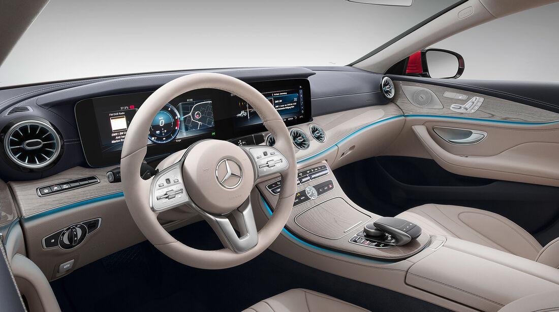 Mercedes CLS (2018) Interieur