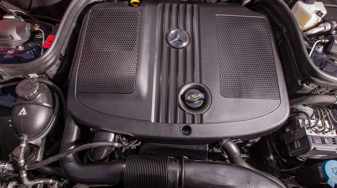 Mercedes CLS 250 CDI Shooting Brake, Motor