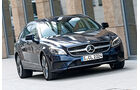 Mercedes CLS 350 Bluetec Shooting Brake, Frontansicht
