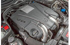 Mercedes CLS 500 4MATIC, Motor