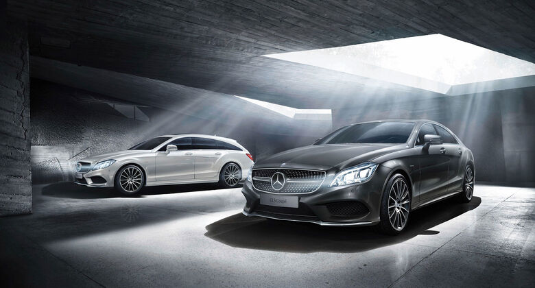 Mercedes CLS Final Edition Sondermodell