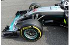Mercedes - Chassis-Trick - F1-Technik - Formel 1 2016