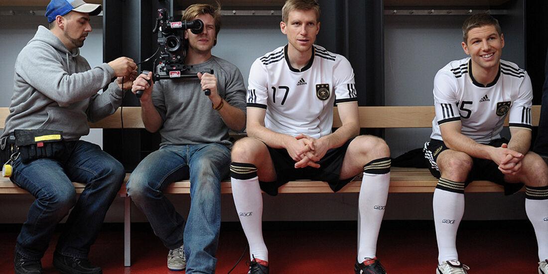 Mercedes DFB WM Spot