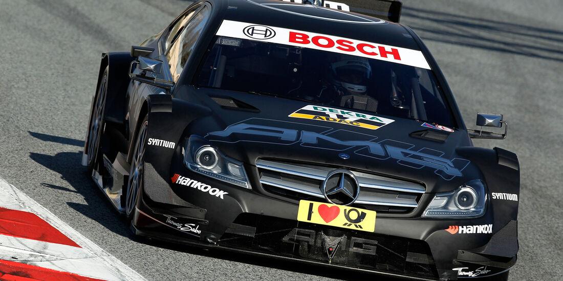 Mercedes DTM 2013