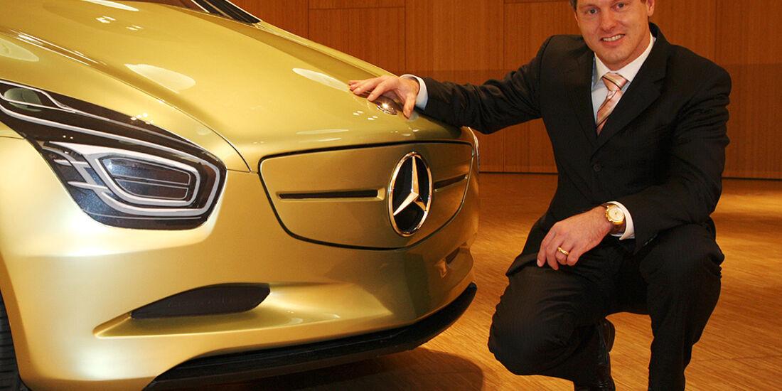 Mercedes-Designchef Gorden Wagener