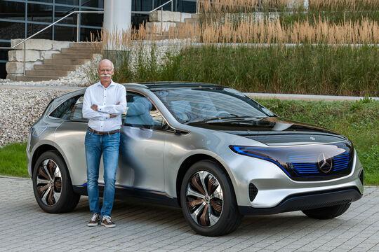 Mercedes, Dieter Zetsche