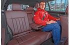 Mercedes E 220 T Bluetec, Fondsitze